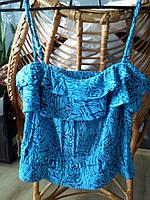 Оригинальная блузка-майка 46-48 рр