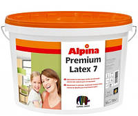 Alpina Premiumlatex 7 В 3 9,4 л Шелковисто-матовая латексная краска