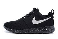 Mужские кроссовки Nike Roshe Run Oreo-Solo, фото 1