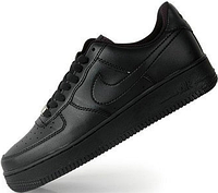 Mужские кроссовки Nike Air Force Low Black Mono, фото 1