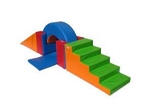 Смуга перешкод 2 (набір ігрових модулів) в дитячу кімнату