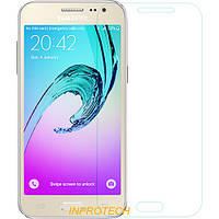 Защитное Стекло для Samsung J200 (J2) Глянцевое