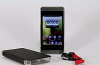 """Мобильный телефон 802 3.5"""" Black, телефон на 2 sim карты, сенсорный мобильный телефон, смартфон"""