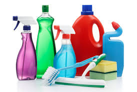 Средства для чистки и уборки