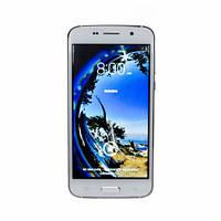 Сенсорный мобильный телефон Samsung S6-s7 3G, смартфон на 2 SIM карты, телефон samsung s6 4 дюйма