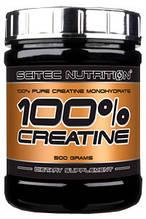 Креатин SCITEC NUTRITION™ CREATINE 100% 500 грам
