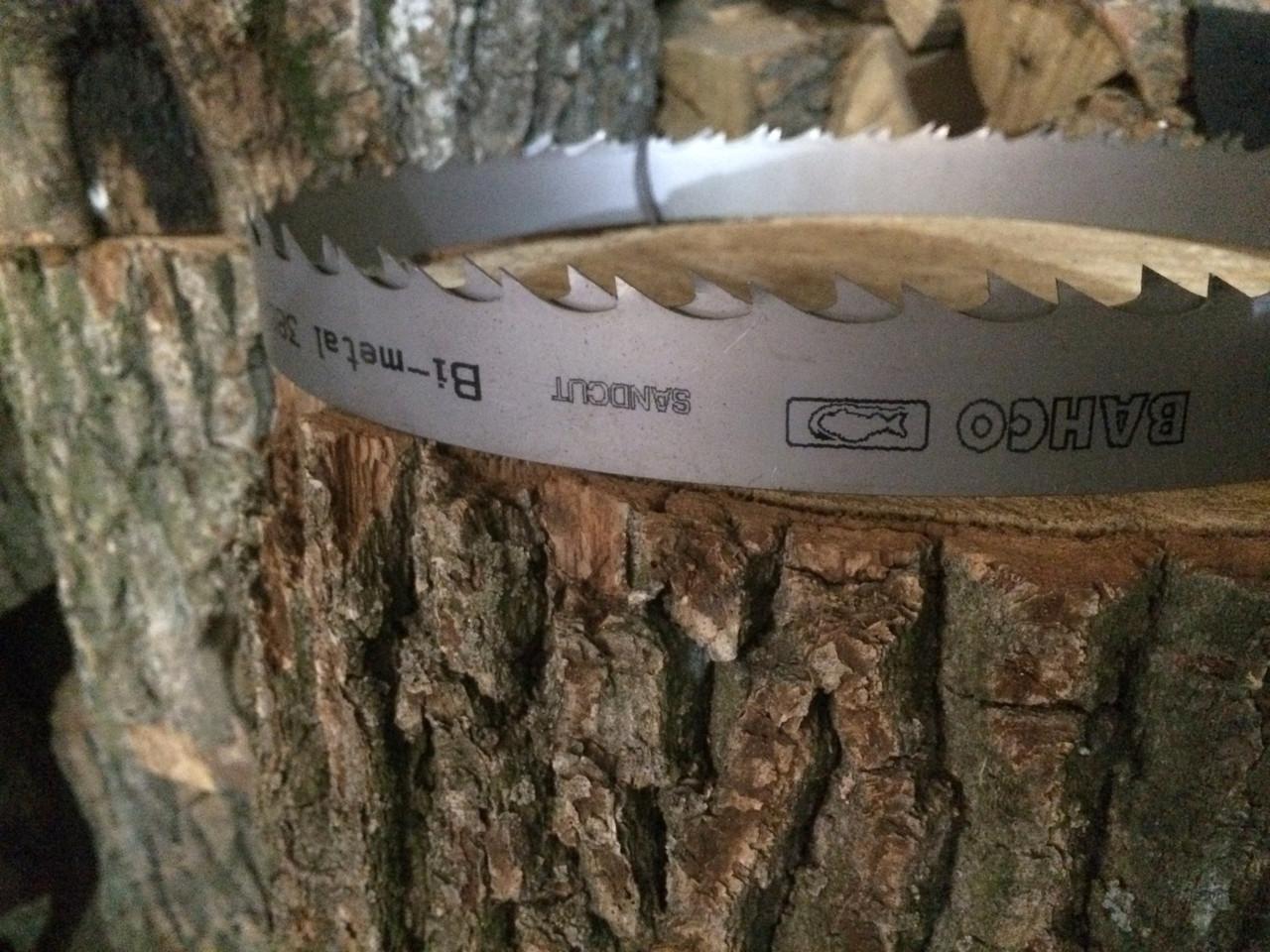 Ленточная пилы по дереву  Биметаллическая  BAHCO