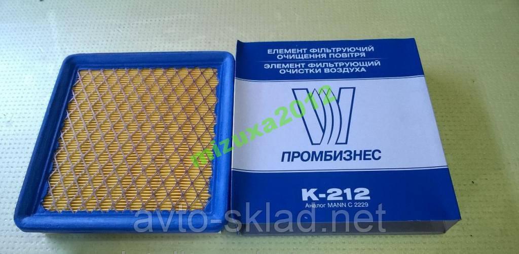 Фильтр воздушный 2109, 2110, 2113-15, 2170 инж.