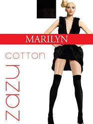 Заколенники женские ZAZU COTTON 899
