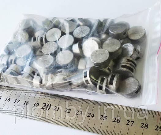 Lead Seal Ø 16 mm (100 pcs)