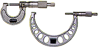 Микрометр МК 75-100, гладкий цена деления 0,01 мм, IDF(Италия)