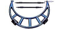 Микрометр гладкий 300-400 мм, цена деления 0,01 мм, IDF(Италия)