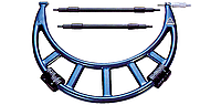 Микрометр гладкий 400-500 мм, цена деления 0,01 мм, IDF(Италия)