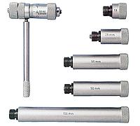 Нутромер микрометрический НМ 50-600 мм, цена деления 0.01 мм, IDF (Италия)