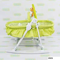 Детский шезлонг-люлька TILLY BT-BB-0003