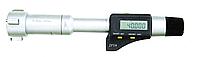 Нутромер 3-х точечный 75-88 мм, с цифровой индикацией, цена деления 0.01 мм, IDF (Италия)
