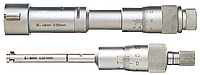 Нутромер 3-х точечный 8-10 мм, микрометрический, цена деления 0.01 мм, IDF (Италия)