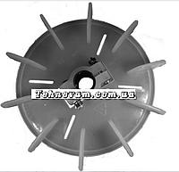 Крыльчатка для компрессора белая, d14*143 запчасти
