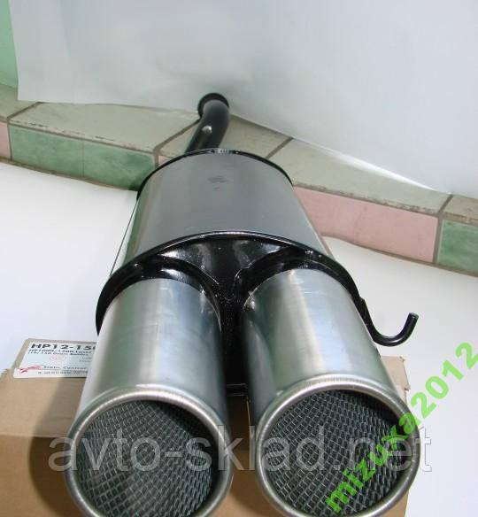 Глушитель ВАЗ 2108-2113 СПОРТ 2 выхода