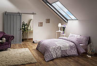 TAC Евро комплект постельного белья сатин Romance lilac