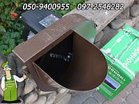 Електрическая Корморезка Зубренок 1.5 кВт, измельчитель сочных кормов с електродвигателем 1.5 КВт (750кг/час)