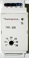 Терморегулятор для кріплення на DIN-рейку ТРЛ-535