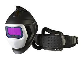 Щиток 3М Speedglas 9100 c респиратором «Adflo», код. 567705