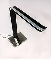 Настольная лампа Lemanso 10W 28LED 12V 420LM 4 темп чёрная / LMN089