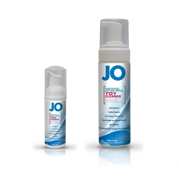 Очиститель JO TRAVEL TOY CLEANER 50ML