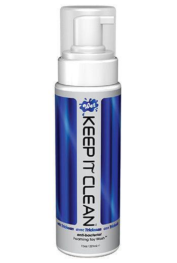Очиститель пена - Wеt Keep It Clean 220 мл