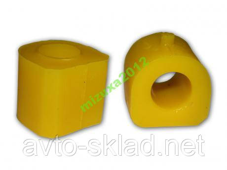 Полиуретановые втулки попереч стабилизатор 2101-07