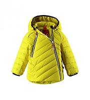 Куртка зимняя Reima Amaris, цвет лимонный, 511130