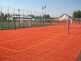 Строительство стадиона пгт.Козин (Киевская область)