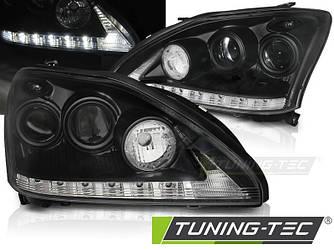 Передние фары Lexus RX тюнинг Led оптика 300 330 350 400h