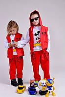 "Детский спортивный костюм тройка "" Kids Микки Маус "" Dress Code"