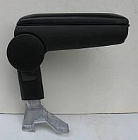 VW Golf4 подлокотник ASP в штатные крепления черный виниловый