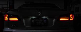Тюнинг оптика Lexus IS (2005-2013)