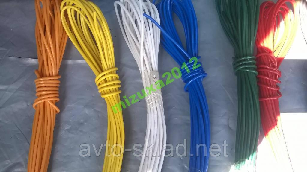 Провод сечение 2,5 авто (кабель) ВСЕ ЦВЕТА