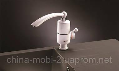 Проточный нагреватель - кран, 3кВа, мини бойлер WATER HEATER ДЕЛИМАНО (MP 5275)