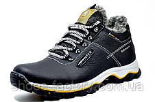 Мужские зимние ботинки Splinter кожа, фото 2