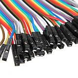 40 штук Dupont Дюпон кабель мама-мама 20см, фото 4