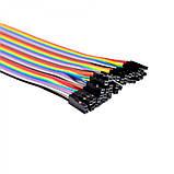 40 штук Dupont Дюпон кабель мама-мама 20см, фото 8