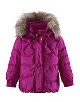 Куртка-пуховик для девочки Reima 511182-4830 вишневий, 80