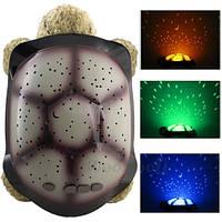 Ночник Музыкальная черепаха проектор звездного неба