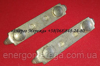 Контакты  МК 3-20 (подвижные,серебряные), фото 3