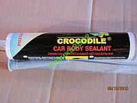Герметик Crocodile для швов серый 310 мл все цвета