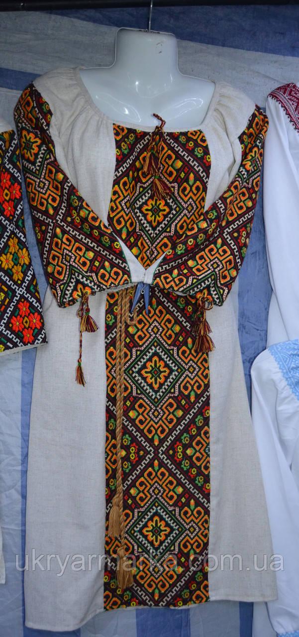c38fc7f2572056 Вишита сукня