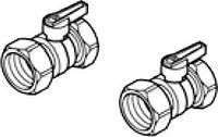 Комплект шаровых кранов G1