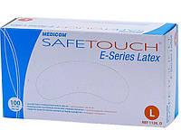 Перчатки латексные опудренные Save Touch (100 штук), фото 1