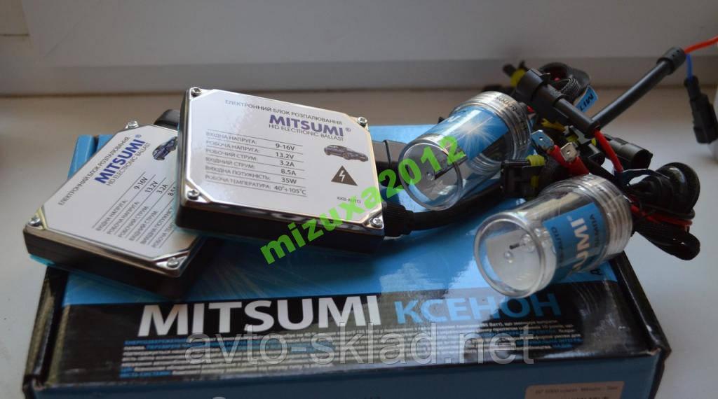 КСЕНОН MITSUMI Н1 4300К HID Цена!